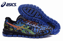 asics Top Quality Men   Asiclies Gel QUANTUM 360 noosa Lyte Sports Zapatillas Zapatos Running Shoes Size 40-45 001(China (Mainland))