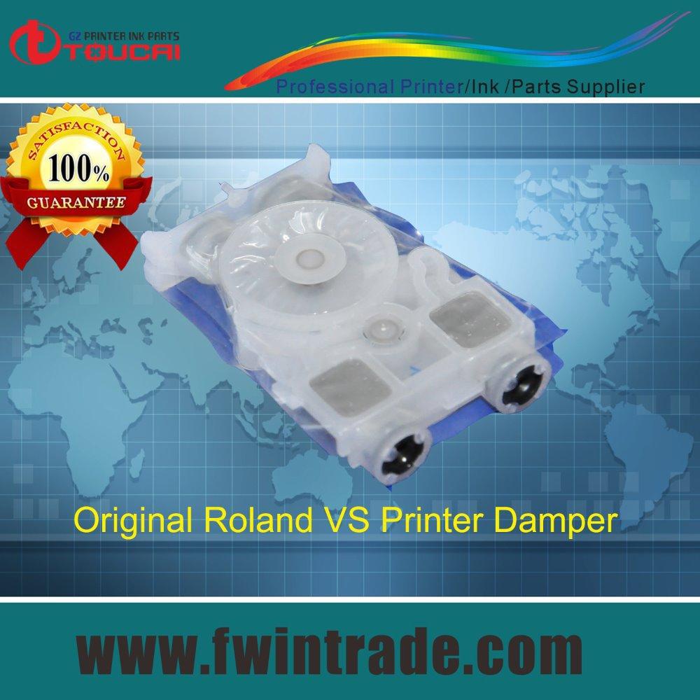 Original eco solvent printing machine dx7 print head Roland VersaCAMM VS-300i Printer solvent base VS300i damper(China (Mainland))