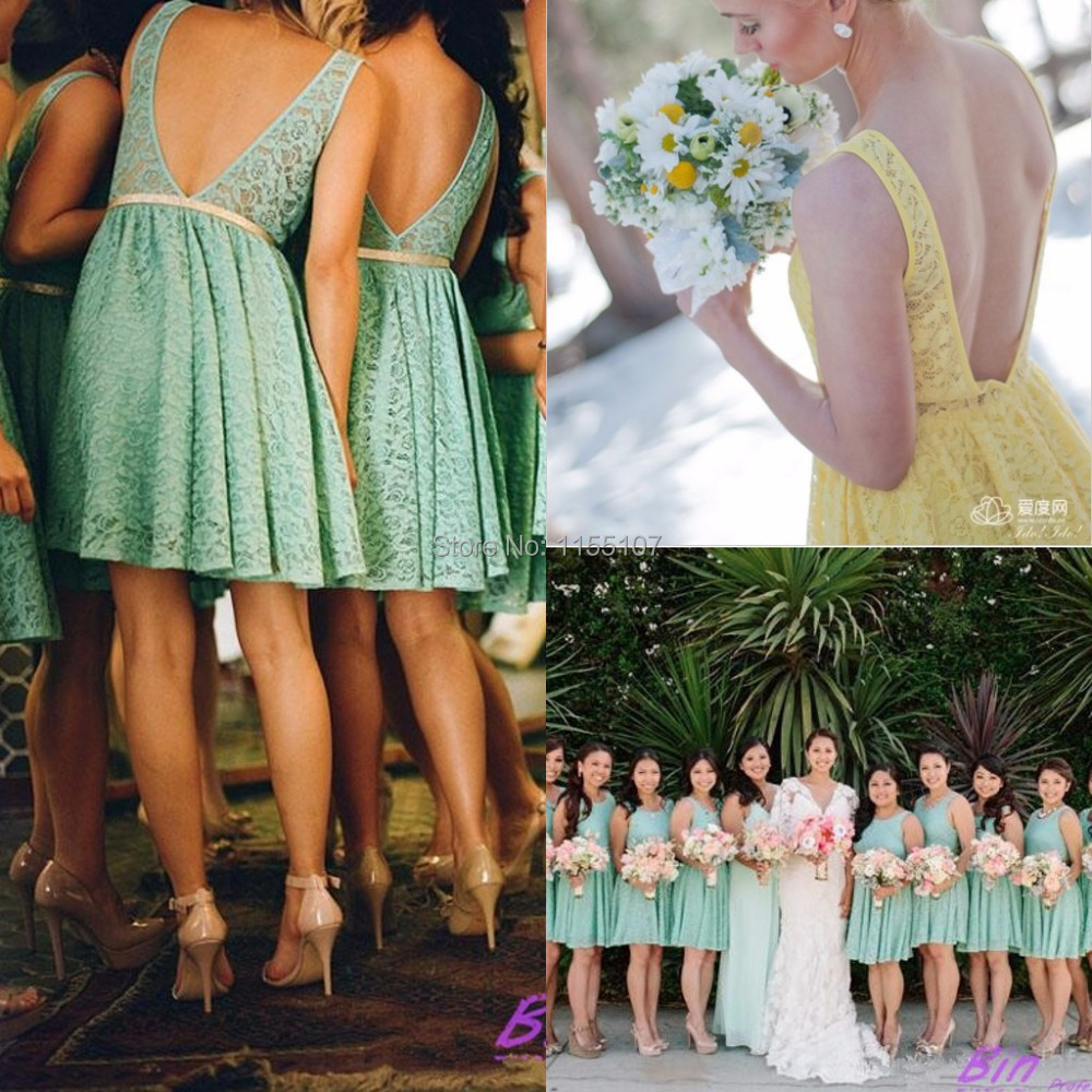 Modern Country Chic Wedding Dress : Country style bridesmaid dresses buy cheap