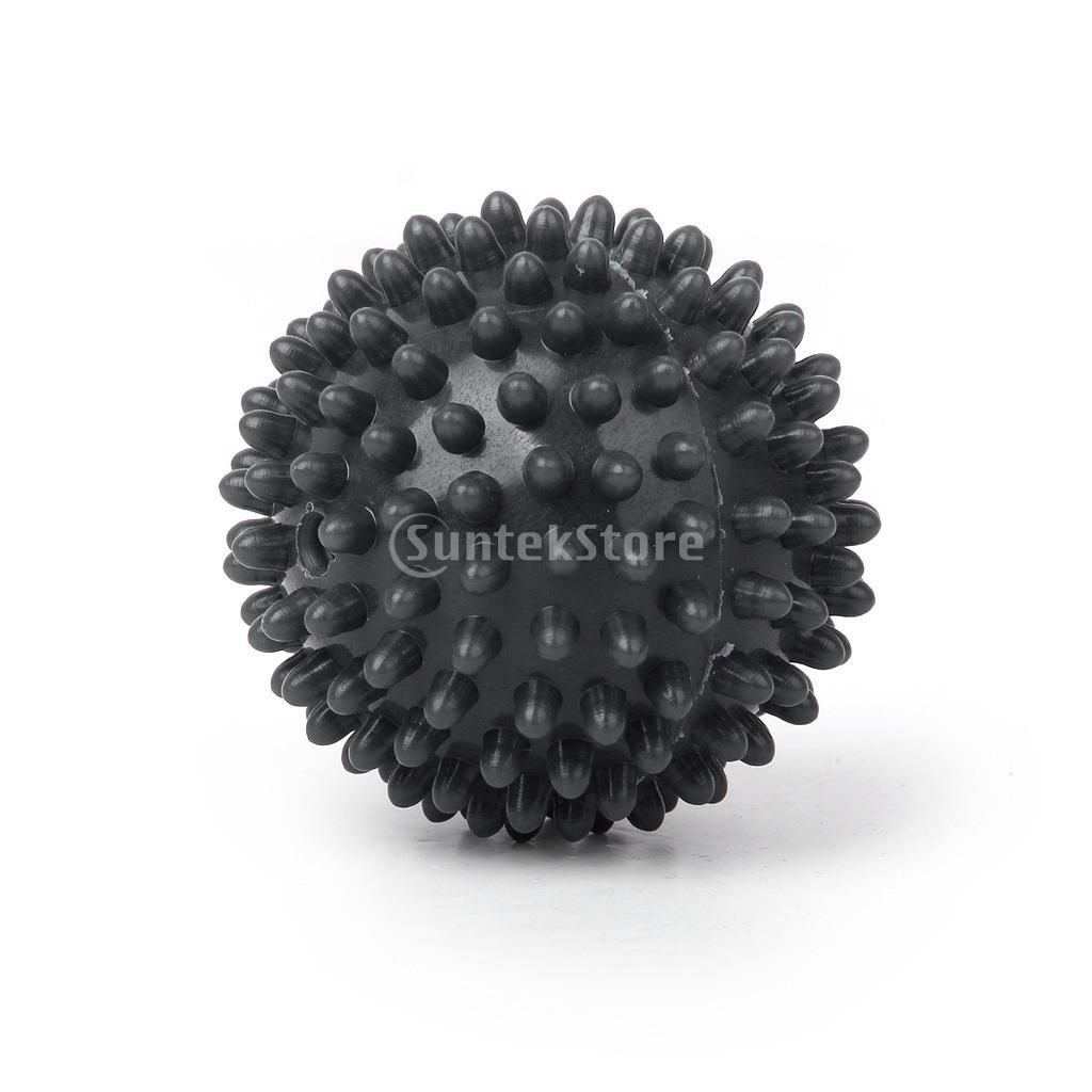 2014 Brand New 1 x Footful Spikey Massage Ball Hard Palm/Feet/Arm/Neck/Back 6CM---Grey - Bling Fashion store