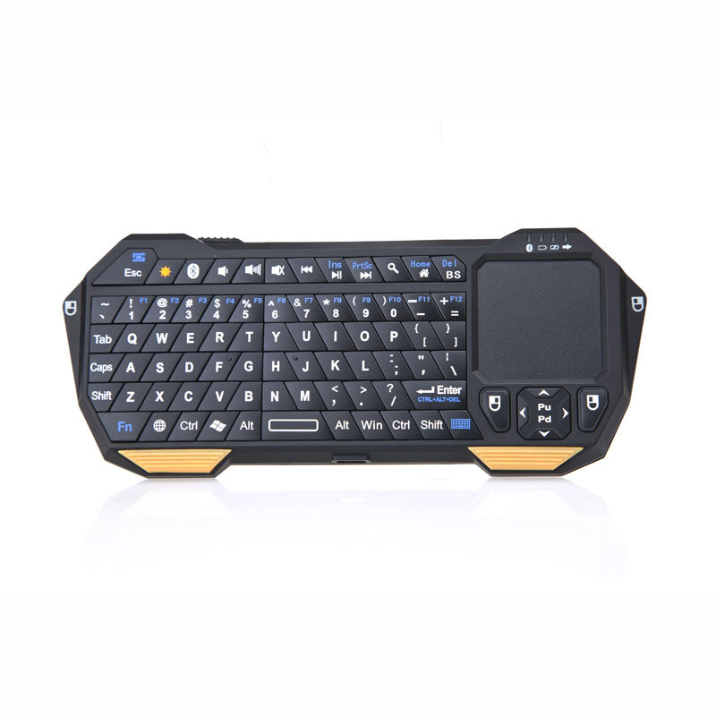 Mouse Excellent Mini Wireless Bluetooth Keyboard Mouse Touchpad For Windows Android iOSs(China (Mainland))