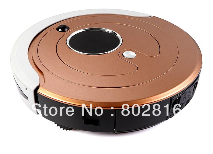 Most Advanced Good Robot Vacuum Cleaner,Multifunction(Sweep,Vacuum,Mop,Sterilize),Li-ion battery,Cleaning Time Setting(China (Mainland))