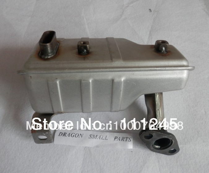 REPLACEMENT MUFFLER  FOR ROBIN EY15 FREE SHIPPING  EXHAUST SILENCER  MUFFER CHEAP AFTERMARKET PARTS<br><br>Aliexpress
