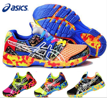 Hot Sale 2016 GELs NOSSA TRI 8 Goods RunIngs Men and Women Tennis 2015 22 Colors Free Shipping Euro 36-45(China (Mainland))