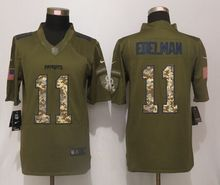 Top A Best quality 100% Stitiched ,New England /,12# Tom Brady, #87 Rob Gronkowski #11 Julian_Edelman camouflage(China (Mainland))