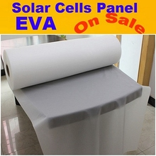 680mm x 5m Solar Adhesive EVA Film For Solar Panel Poly(China (Mainland))