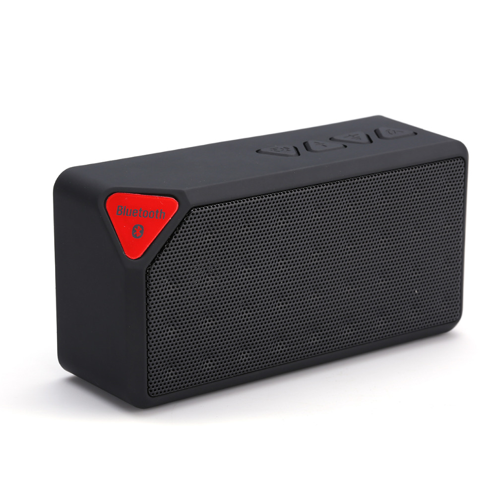 Wireless Portable Bluetooth Speaker USB FM radio Mic caixa de som Music Sound Box Subwoofer Loudspeakers(China (Mainland))