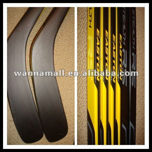 RS2 100% Carbon Fiber Senior Ice Hockey Sticks