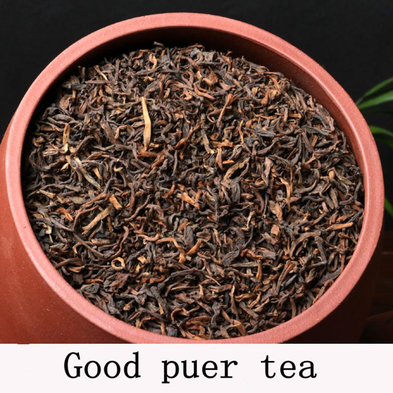 Promotion Top grade Chinese yunnan original Puer Tea 250g health care tea ripe pu er puerh