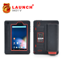 7'' tablet pc Original LAUNCH Engine Diagnostic System Tool X431 V With Wifi / Bluetooth Full System Diagnostic Tool Free Update(China (Mainland))