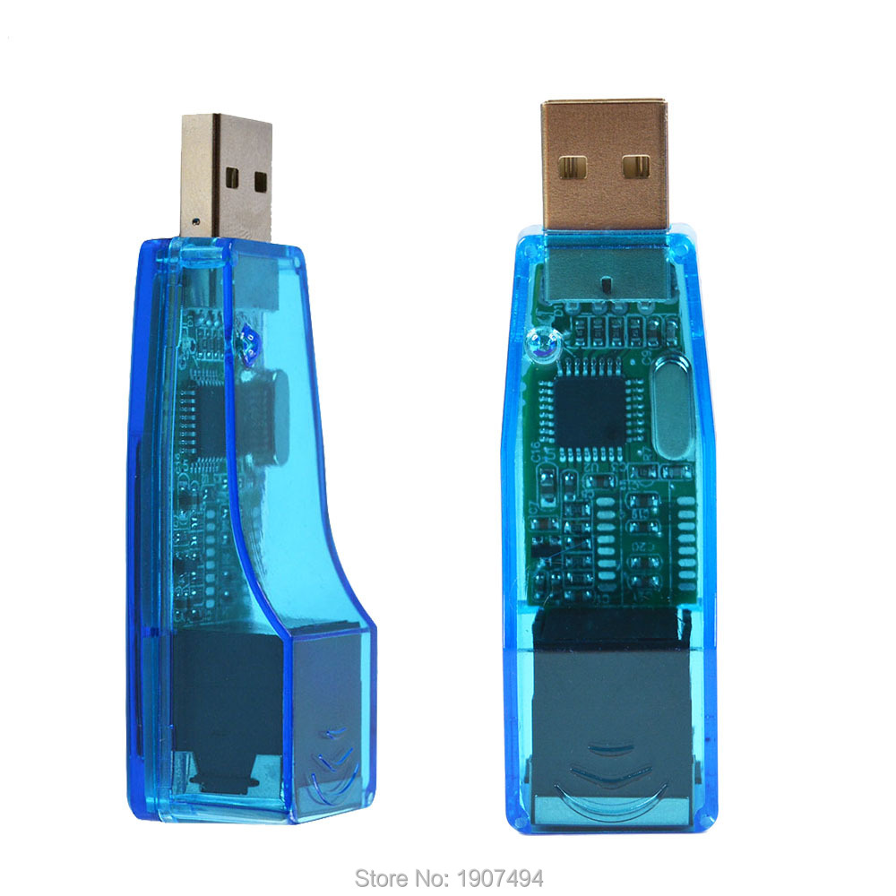 USB Lan Card Network Adapter Lan RJ45 Card 10/100Mbps Ethernet 1 Pcs(China (Mainland))