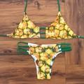 Sexy Bikinis Women Swimsuit Low Waist Underwire Brazilian Digital Design Bathing Suits Swim Push Up Bikini Set Beach Swimwear