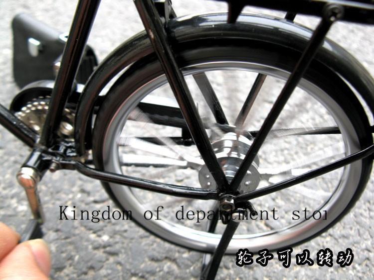 ถูก 2015ใหม่พองเบาจักรยานเบาจักรยานรุ่นเบาminiเบาD Iecastสังกะสีจำลองของเล่นของขวัญตกแต่ง