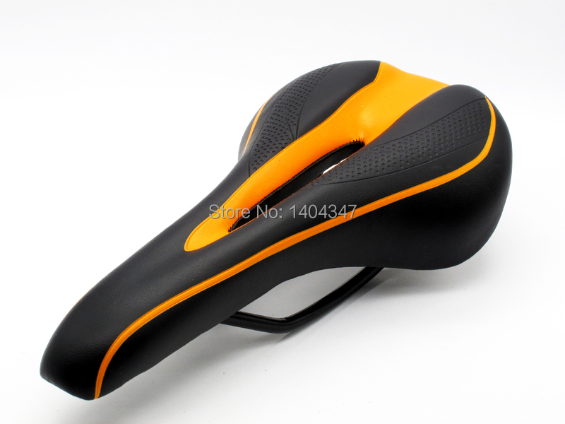Comfortable Saddle seat bicycle/road bike saddle simulation leather with Ultralight Cr-Mo steel Saddle seat 1pcs red<br><br>Aliexpress