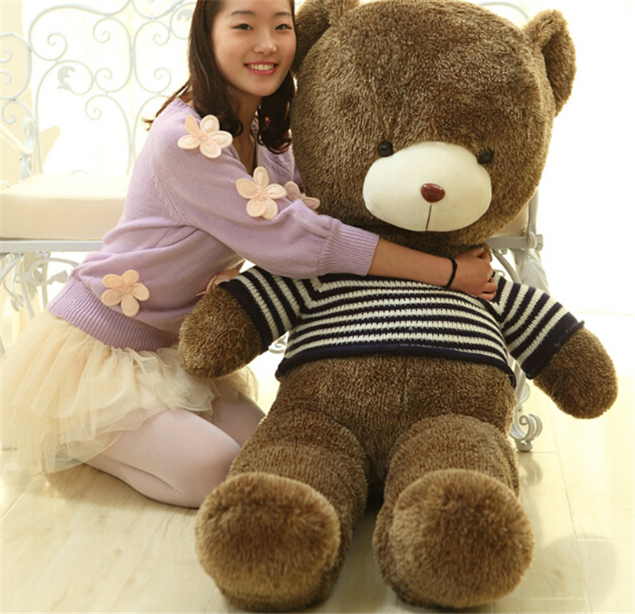 New Arrival Cute Bear Baby Soft Plush Toys Brinquedos 60CM White Teddy Bear Toys Best Gift for Kids WL20(China (Mainland))