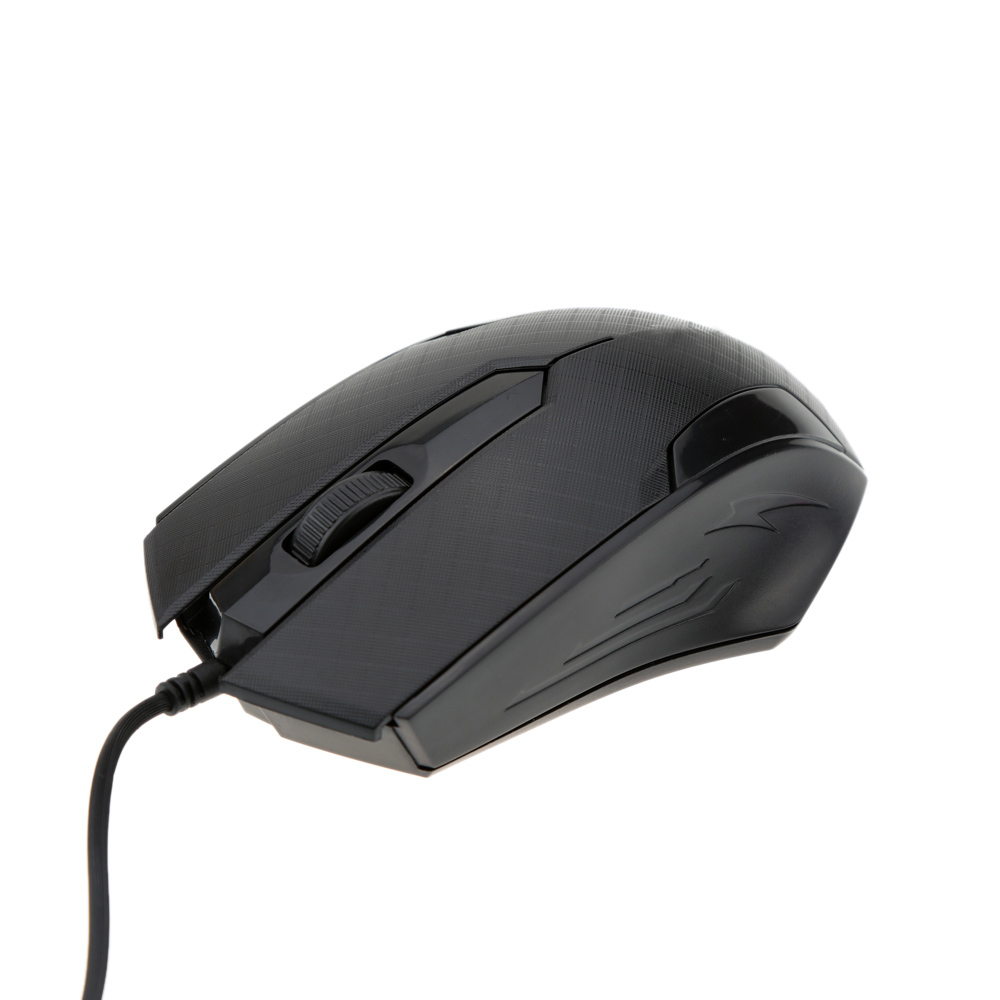 Ergonomic Symmetrical Design USB Wired Mouse 1000DPI Optical 3D Computer Mouse for Win XP Vista Mac Linux of PC Laptop(China (Mainland))