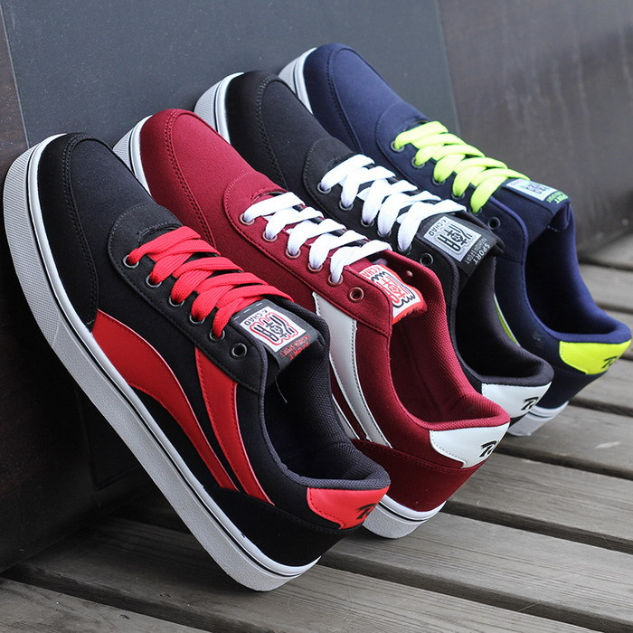 New Arrival 2015 Fashion Men's Sneakers Casual Breathable Comfortable Soft Flat Shoes Lace-up Men Shoes Sports Hot Fashion Shoe(China (Mainland))