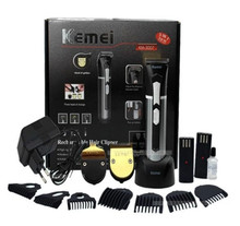 T108 kemei men baby clipper hair trimmer beard professional rechargeable electric cutter hair cutting machine haircut(China (Mainland))