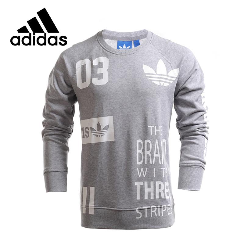 Original New Arrival 2016 Adidas Originals Mens Pullover Jerseys Sportswear free shipping<br><br>Aliexpress