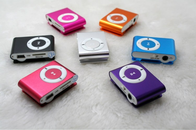 2014 New Hot Sale Sport Mini Clip Mp3 Player Portable Music Player With Micro TF Card Slot (MP3 ONLY) Can Use As USB Flash Dish(China (Mainland))