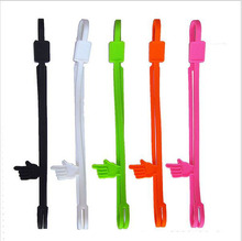 Fashion Silicone Point Pointing Finger Bookmark Book Marker Highlighter Office Supply(China (Mainland))