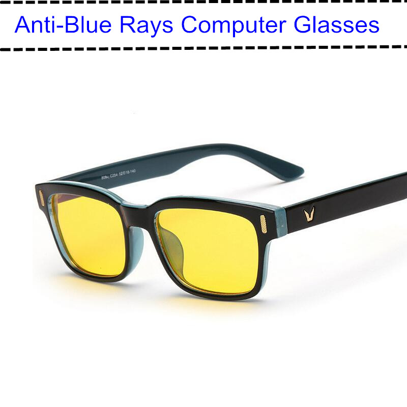 2016 anti blue rays computer goggles reading glasses 100