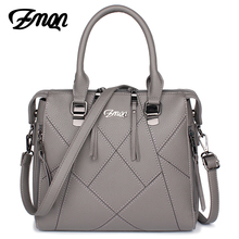 Buy ZMQN Women Handbags Famous Brands Luxury Handbags Women Bags Designer PU Leather Stitching Crossbody Bags Ladies Bolsas B807 for $18.88 in AliExpress store