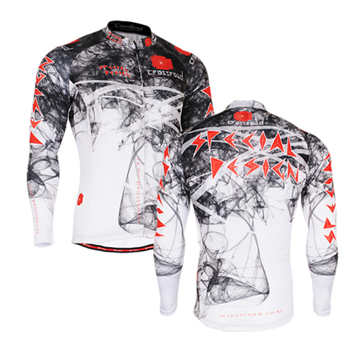 2016 fashion cycling long jersey mens hill climb racing jerseys tops shirts China wash painting t shirts clothes