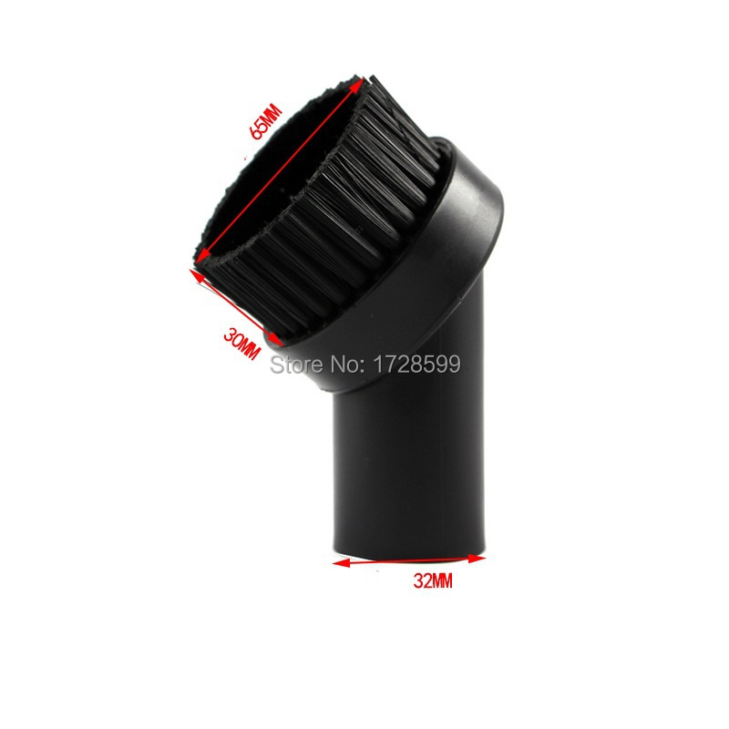 Vacuum Cleaner Accessories Round Brush head replacement fit for Philips 32mm cleaning Free Shipping(China (Mainland))