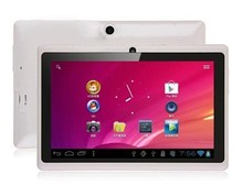 Tablet PC 7 inch HD MTK8312 Dual Core 1GB RAM 8GB ROM  Russian Multi Languages Tablets cover for acer 7 inch tablet