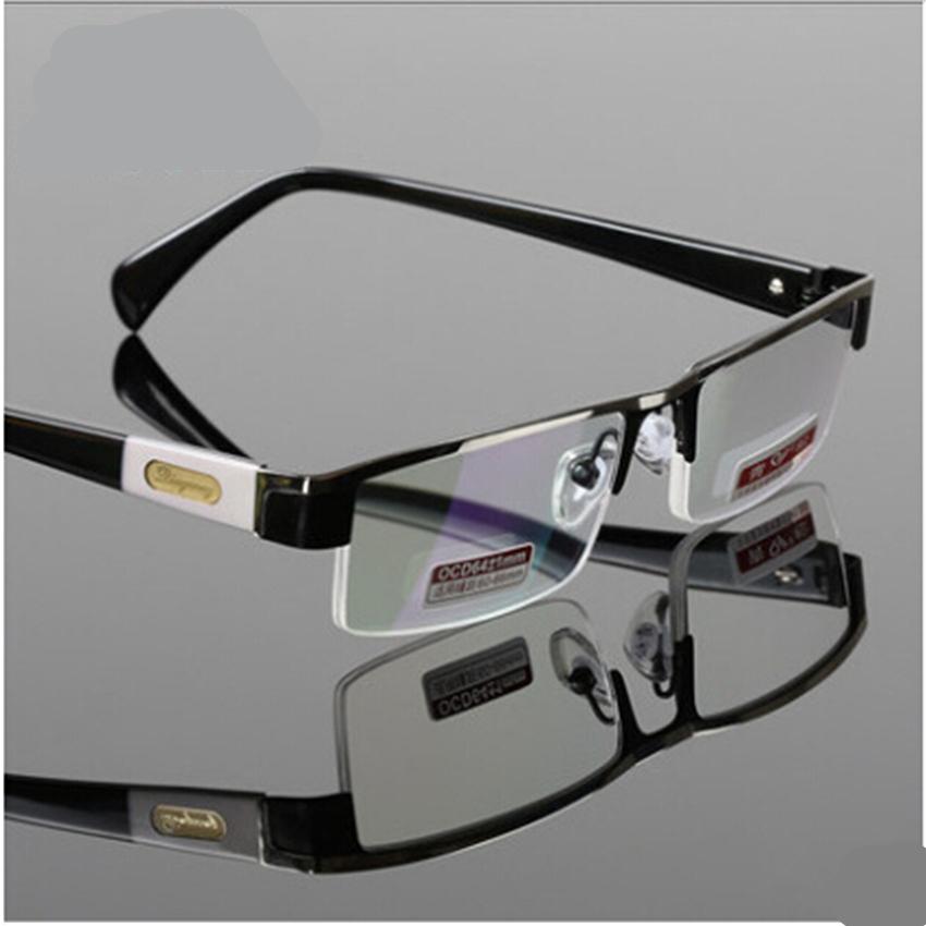 Titanium Alloy Antirrflective coated with box Senator oculos gafas de lectura business reading glasses+1 +1.5 +2 +2.5 +3 +3.5 +4(China (Mainland))