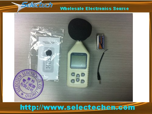 Free shipping noise decibel sound level meter  SE-1358<br><br>Aliexpress