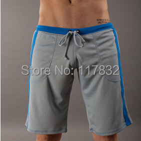 2016 new home casual wear cropped knee full length shorts man summer exercise quick dry male wears boardshorts - YiWu Xuye Clothing Co., Ltd. store