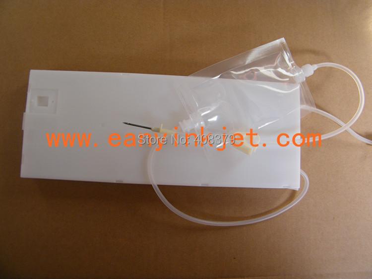 Здесь можно купить  Mutoh cartridge Mutoh Ciss ink system cartridge wit small ink bag  for Mutoh RJ900 VJ1604 VJ1624 VJ1614 VJ1618 VJ1628 printer  Компьютер & сеть