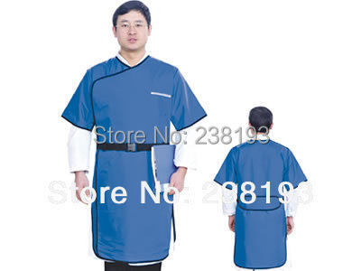 2013 half sleeve super-soft  0.5mmpb customized  lead rubber clothing<br><br>Aliexpress