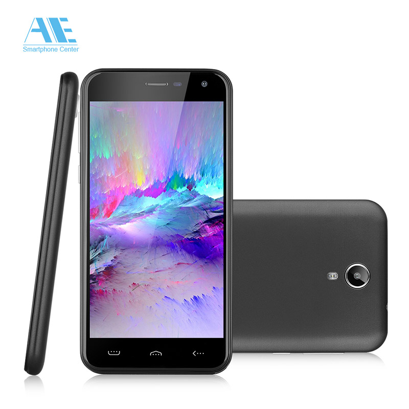 """HOMTOM HT3 Pro MTK6735P Quad Core Smartphone 5.0"""" 1280x720 2G RAM 16G ROM Android5.1 Cellphone 4G LTE 3000mAh Mobile Phone(China (Mainland))"""