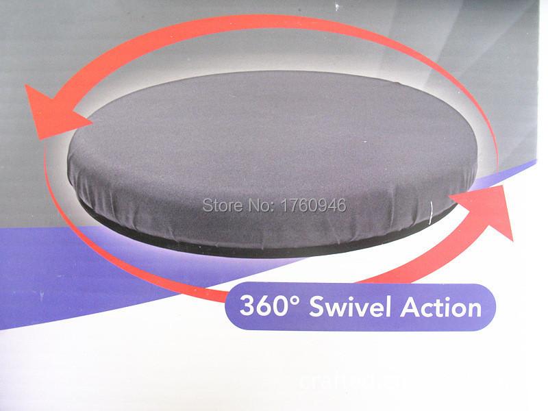hot sale round car swivel cushion swivel seat cushion memory foam cushion for seniors in cushion. Black Bedroom Furniture Sets. Home Design Ideas