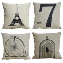 Hot Design Home Decorative Pillow Covers Room Decors Car Throw Cushion Covers bedding Set kebi698