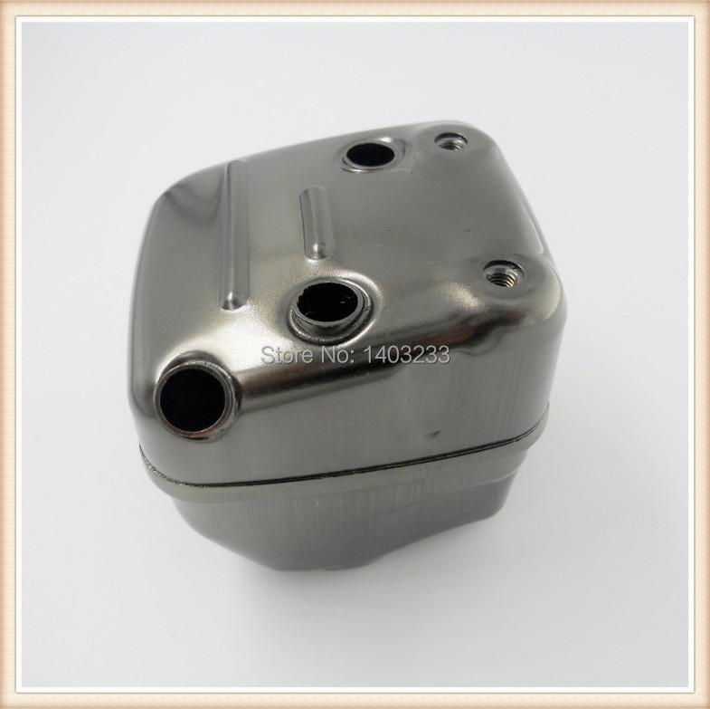 503 917 601 Free Shipping Chainsaw Muffler fits HUSQVARNA 357 359(China (Mainland))