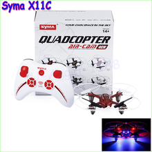 Buy Syma X11C RC Quadcopter Camera HD 2.0MP Remote Control Quadrocopter Helicopter Saucer Drone RTF X5C H6C U818A for $40.00 in AliExpress store