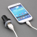 New Mini USB Car Charger 2 Port Universal Adapter for iphone6 5 5s for Samsung for