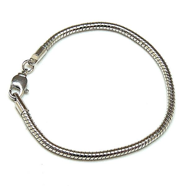 snake chain bracelets diy accessories charm bracelet with