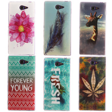 Buy Surprise price Fashion Soft TPU Phone Case Coque Sony Xperia M2 Case Sony M2 Case Back Protect Phone Cover Silicon Case for $1.59 in AliExpress store