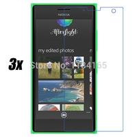 Защитная пленка для мобильных телефонов 3pcs /nokia Lumia 730 /735