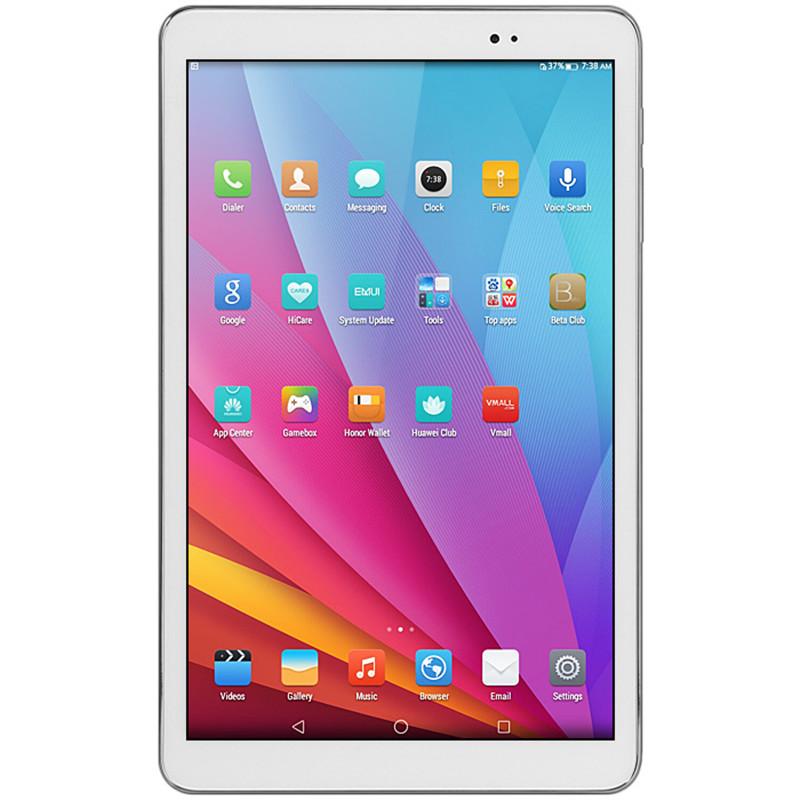 Original Huawei MediaPad T1 9 6 Quad Core 4G Phone Tablet 1 2GHz 1GB 16GB 4800mAh