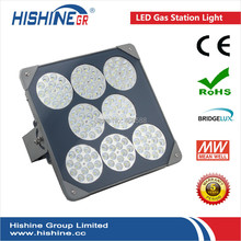 (5pcs/lot)High power 120w led canopy light gas station lighting external driver with ip65 with SHIPPING(China (Mainland))