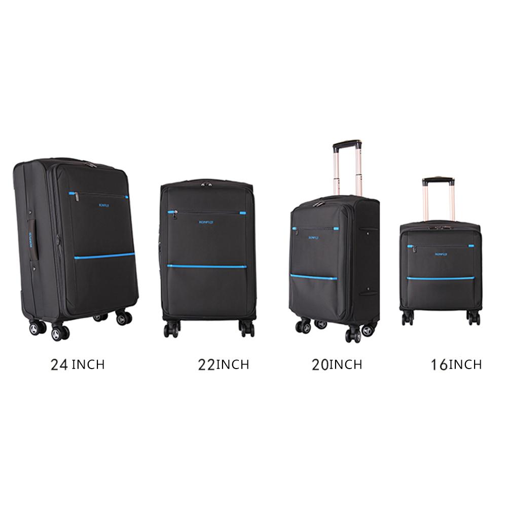 2015 Travel Select Capacity Travel Suitcases Men Business Travelling Luggage Expandable Rolling Luggage Suitcase Bag Black(China (Mainland))