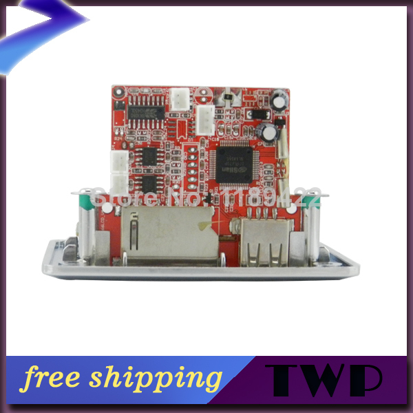 Digital Audio MP3 Player Module Remote Controller (1.5 inch LCD) - SHEN ZHEN IN-COLOR TRADING CO., LIMITED store
