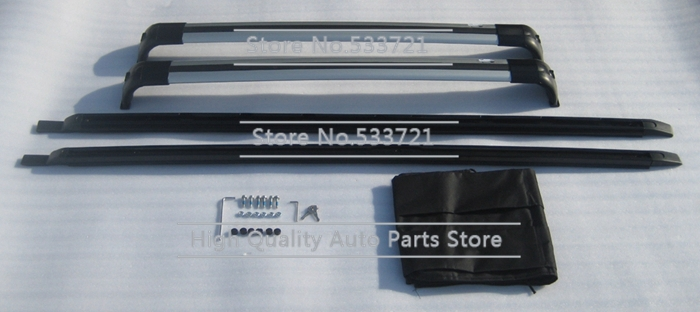 Roof Rail Roof Rack And Cross bars For LAND ROVER DISCOVERY 3 / 4 LR3 LR4(China (Mainland))
