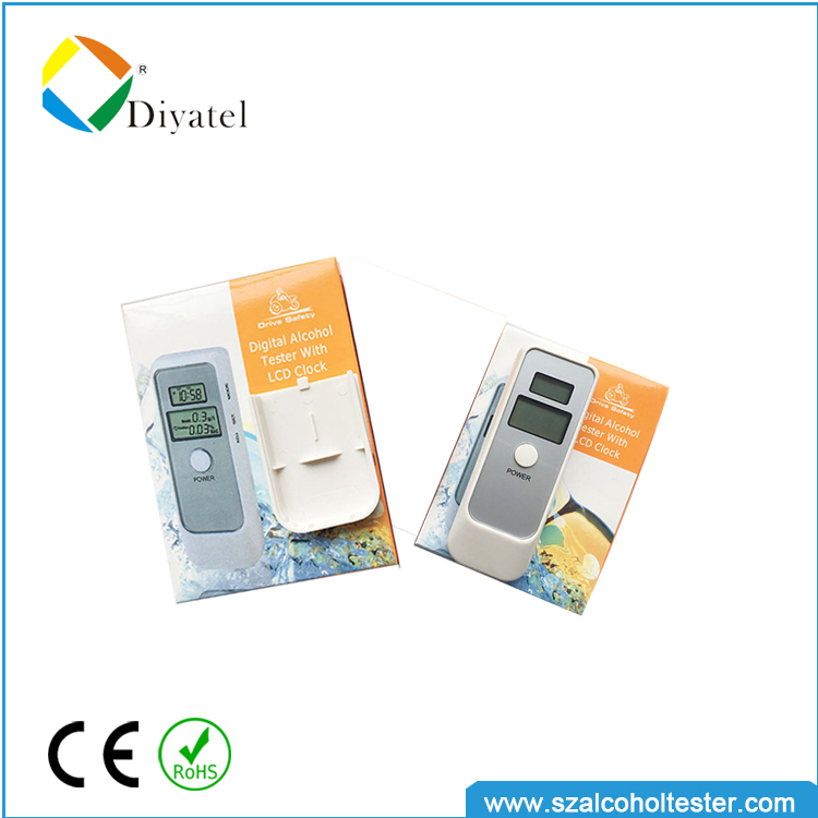 Breath Alcohol Tester breathalyzer Protable tester(China (Mainland))